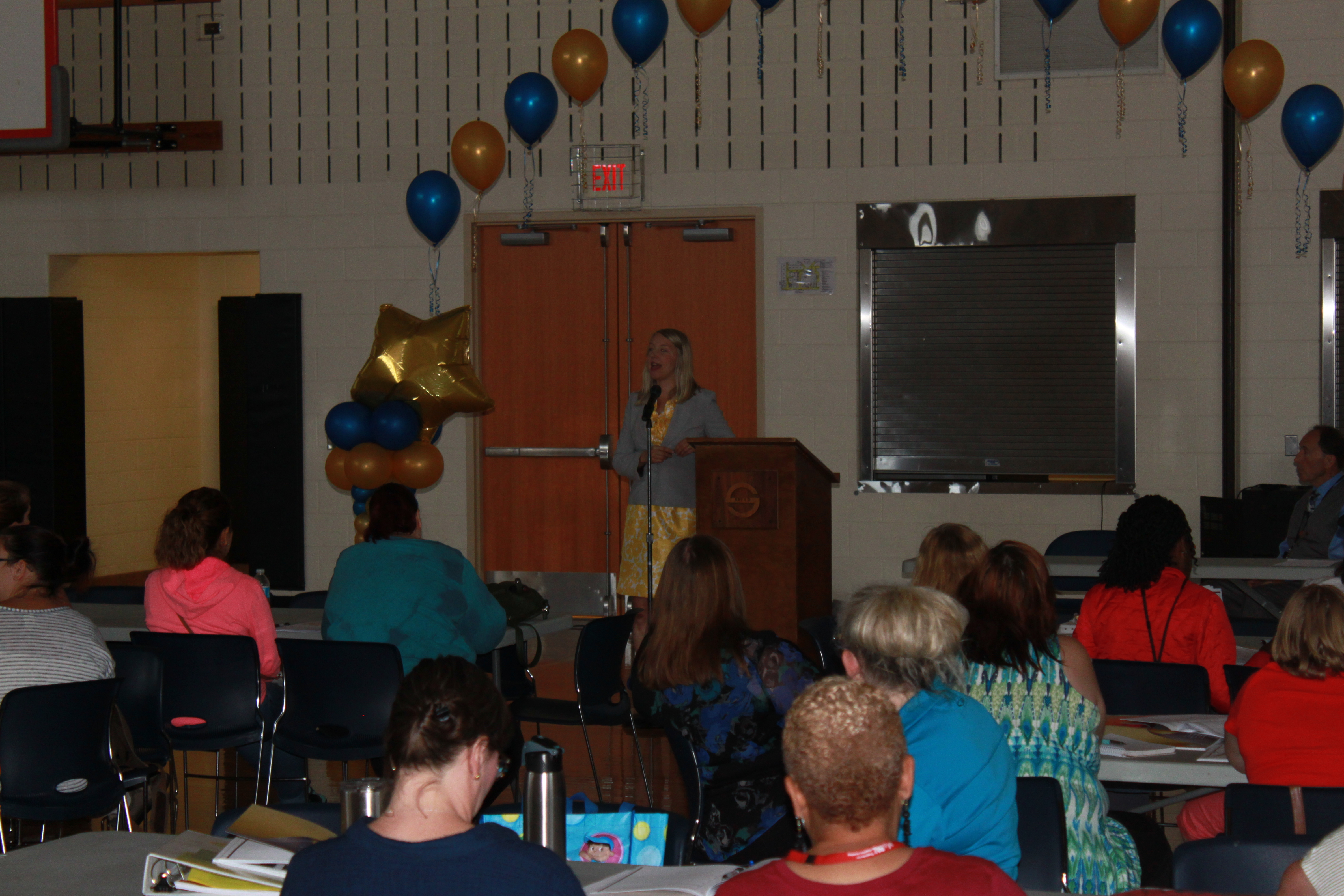 Trisha A. Olson Presenting at SPEED